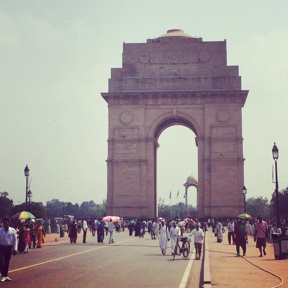 Mochilão Índia