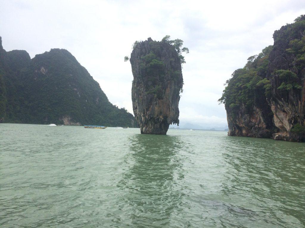 ilha james bond tailandia