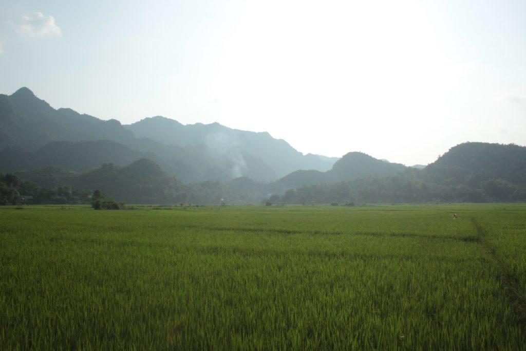 mochilão vietnã