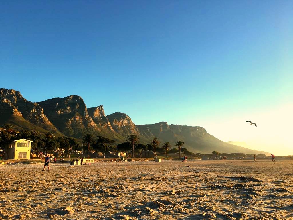 intercâmbio África do Sul