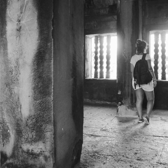 Angkor Wat  Siem Reap  Quase um ano jhellip